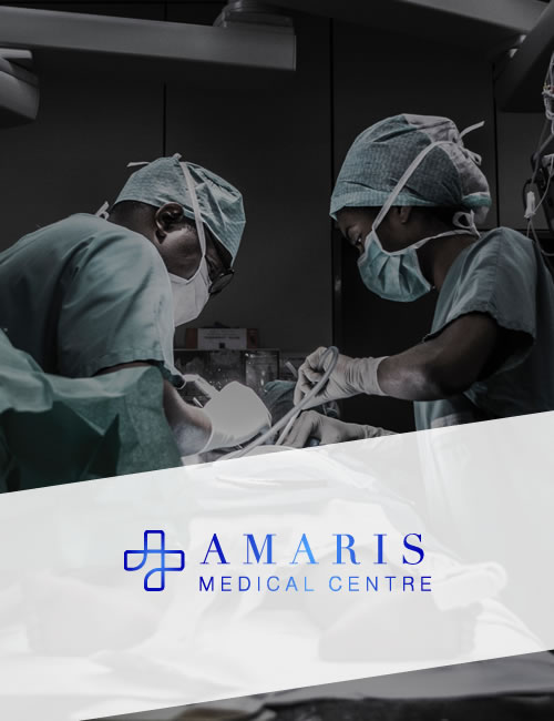 Website Project for Amaris Medical Center